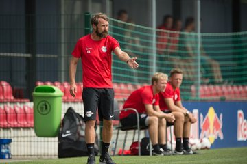 RB Leipzig Trainer Marco Kurth