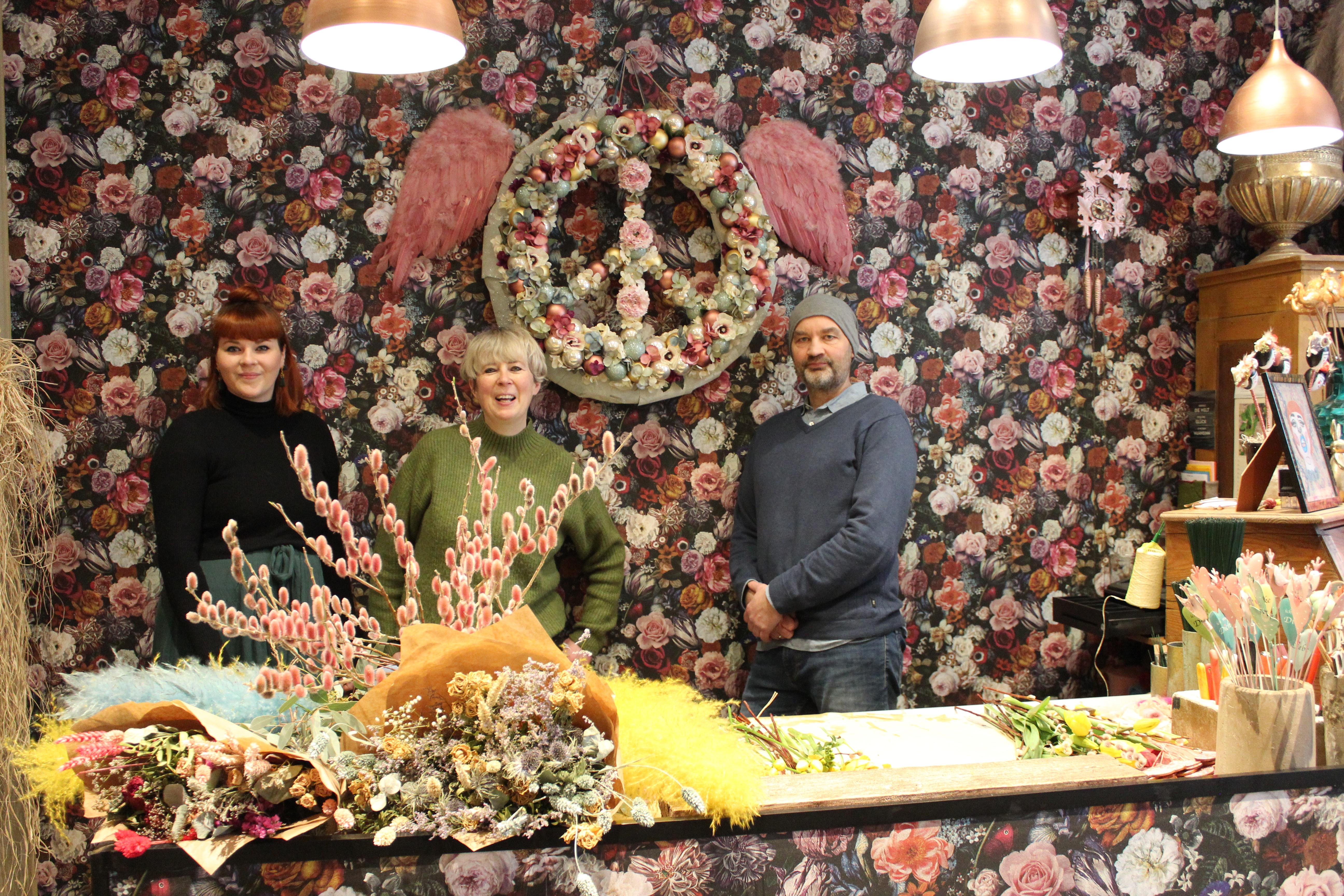 Leipzigs Online Blumenhandler Blumenboutique Ahoi Leipzig